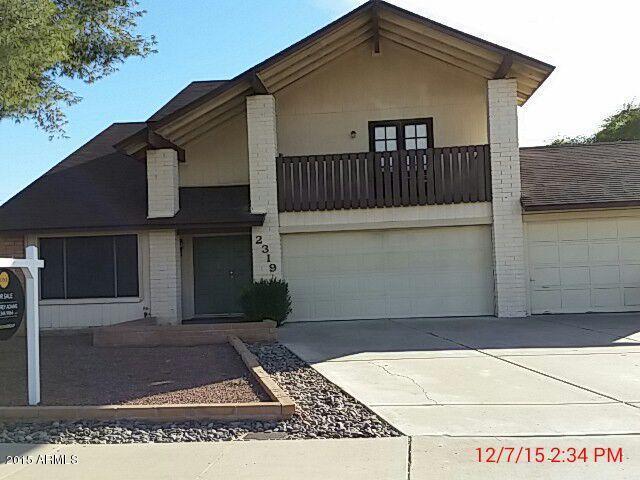 2319 W NOPAL Avenue, West Mesa, Arizona