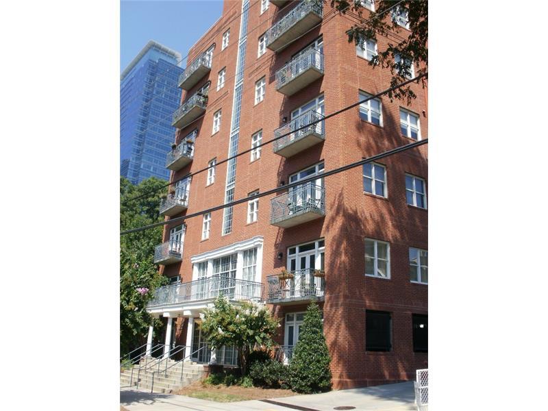206 11TH Street NE 404, Midtown Atlanta in Fulton County, GA 30309 Home for Sale