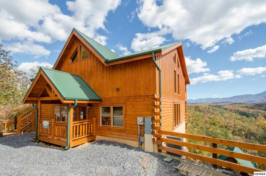 4343 Forest Ridge Way LOT #58 4BR, Pigeon Forge, Tennessee