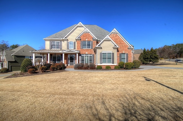 One of Canton 5 Bedroom Golf Course Homes for Sale