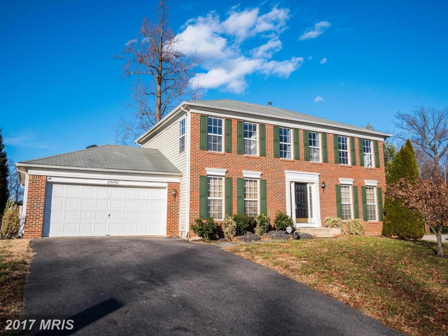15528 ORCHARD RUN DR, Bowie, Maryland
