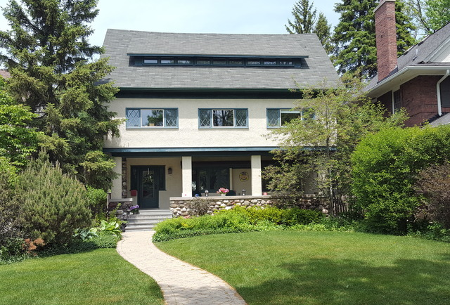 706 Greenleaf Avenue, one of homes for sale in Wilmette