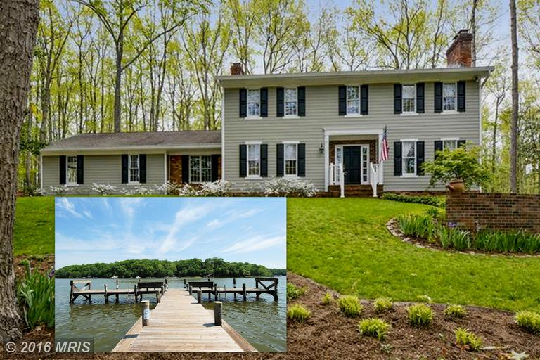 3483 OLYMPIA ROAD, Davidsonville Waterfront for Sale