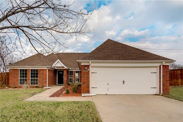 10164 Fieldcrest Drive, Benbrook in Tarrant County, TX 76126 Home for Sale
